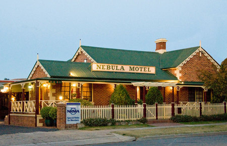Nebula Motel - Newcastle Accommodation