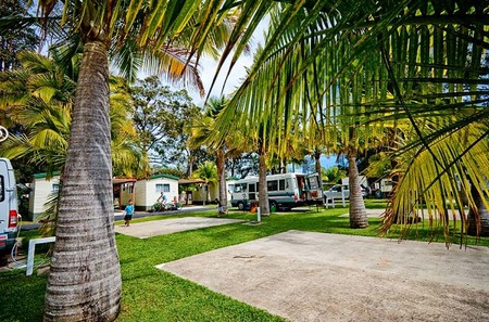 Harbour City Holiday Park - Newcastle Accommodation