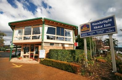 Best Western Wanderlight Motor Inn - Newcastle Accommodation