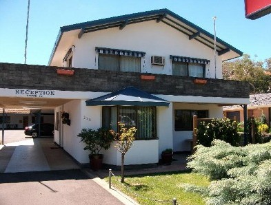 Alkira Motel - Newcastle Accommodation