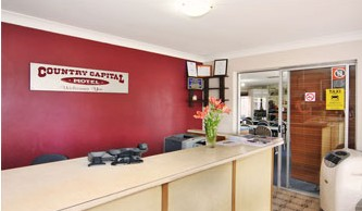 Country Capital Motel - Newcastle Accommodation