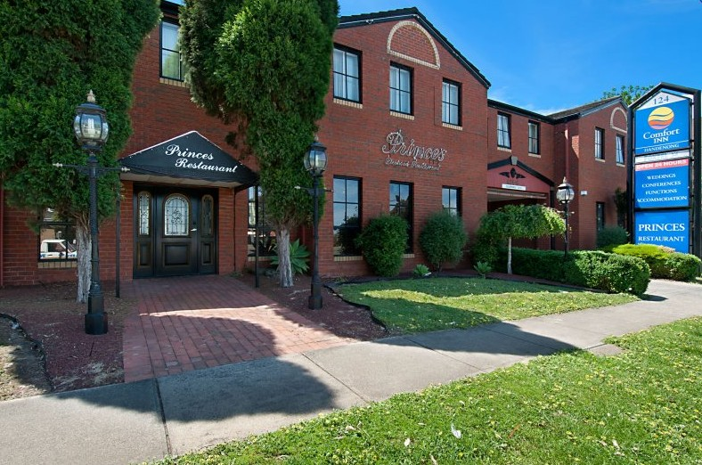 Comfort Inn Dandenong - Newcastle Accommodation