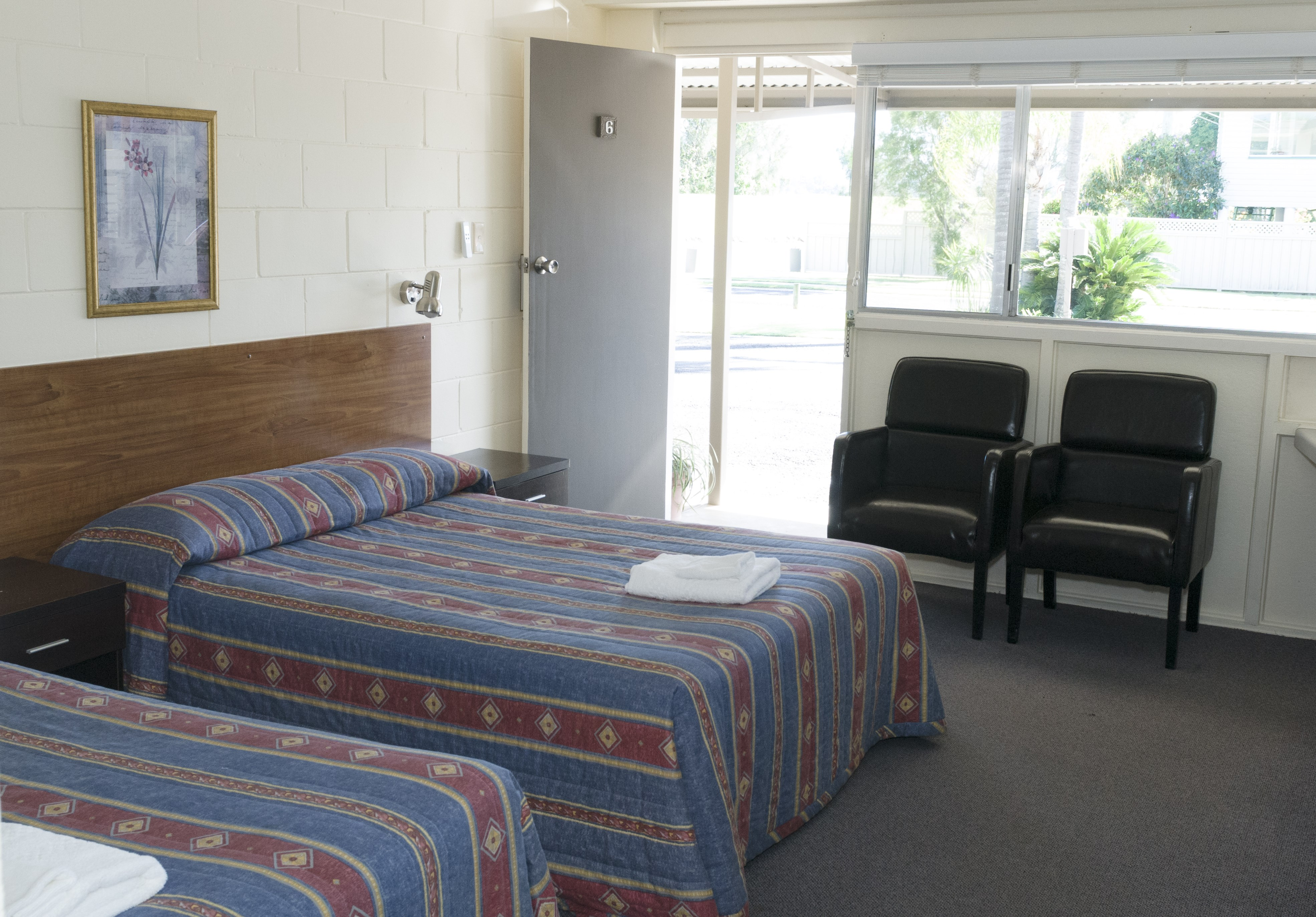 Waterview Motel - Maclean - Newcastle Accommodation