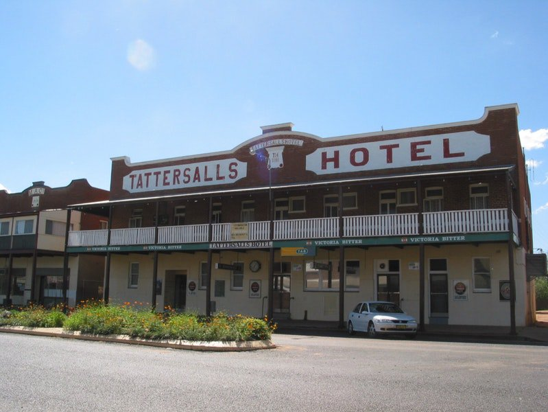 Tattersalls Hotel Baradine - Newcastle Accommodation