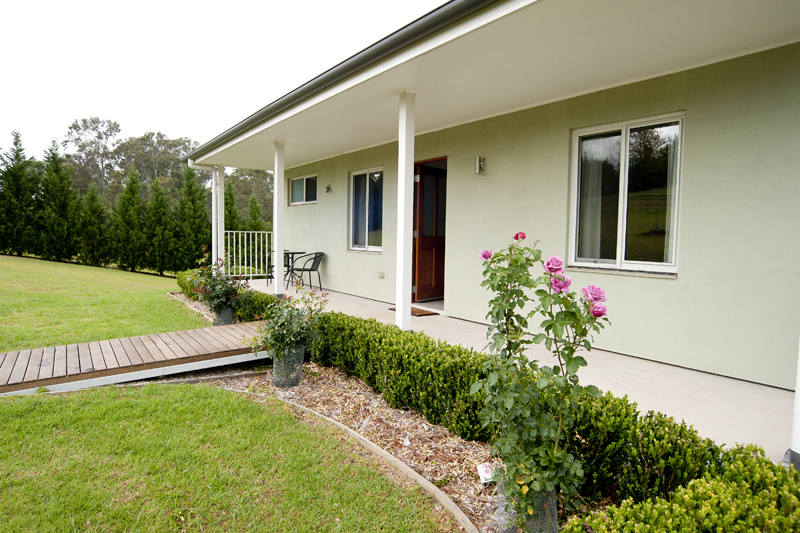 Highfields Country Cottages - Newcastle Accommodation