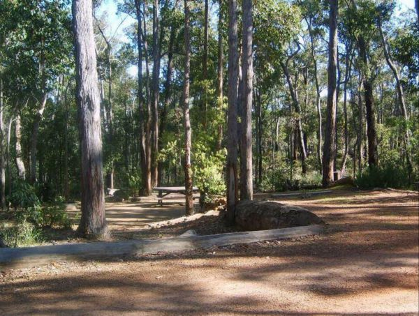 Barrabup Camp at St John Brook National Park - Newcastle Accommodation