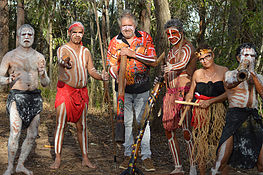 Didgeridoo Jam in the Park - Newcastle Accommodation