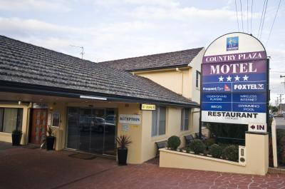 Quality Inn Country Plaza Queanbeyan - Newcastle Accommodation