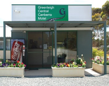 Greenleigh Central Canberra Motel - Newcastle Accommodation