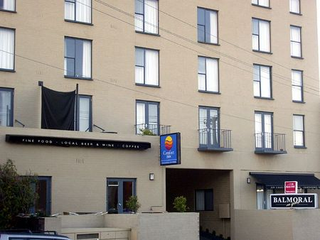 Best Western Balmoral on York - Newcastle Accommodation