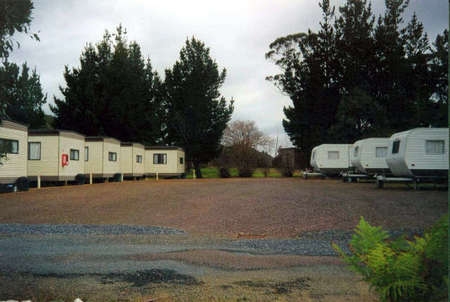 Treasure Island Caravan Park - Newcastle Accommodation