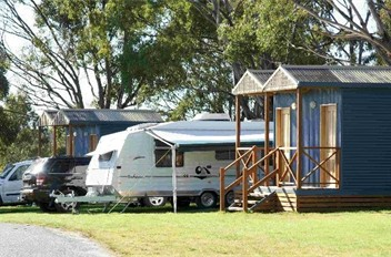 St Helens Caravan Park - Newcastle Accommodation