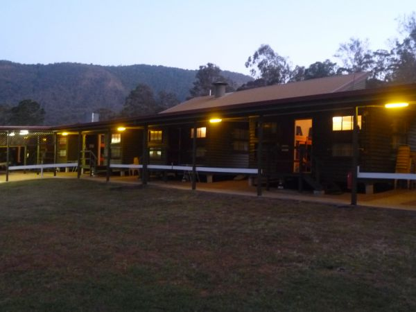 Christmas Creek Cafe and Cabins - Newcastle Accommodation