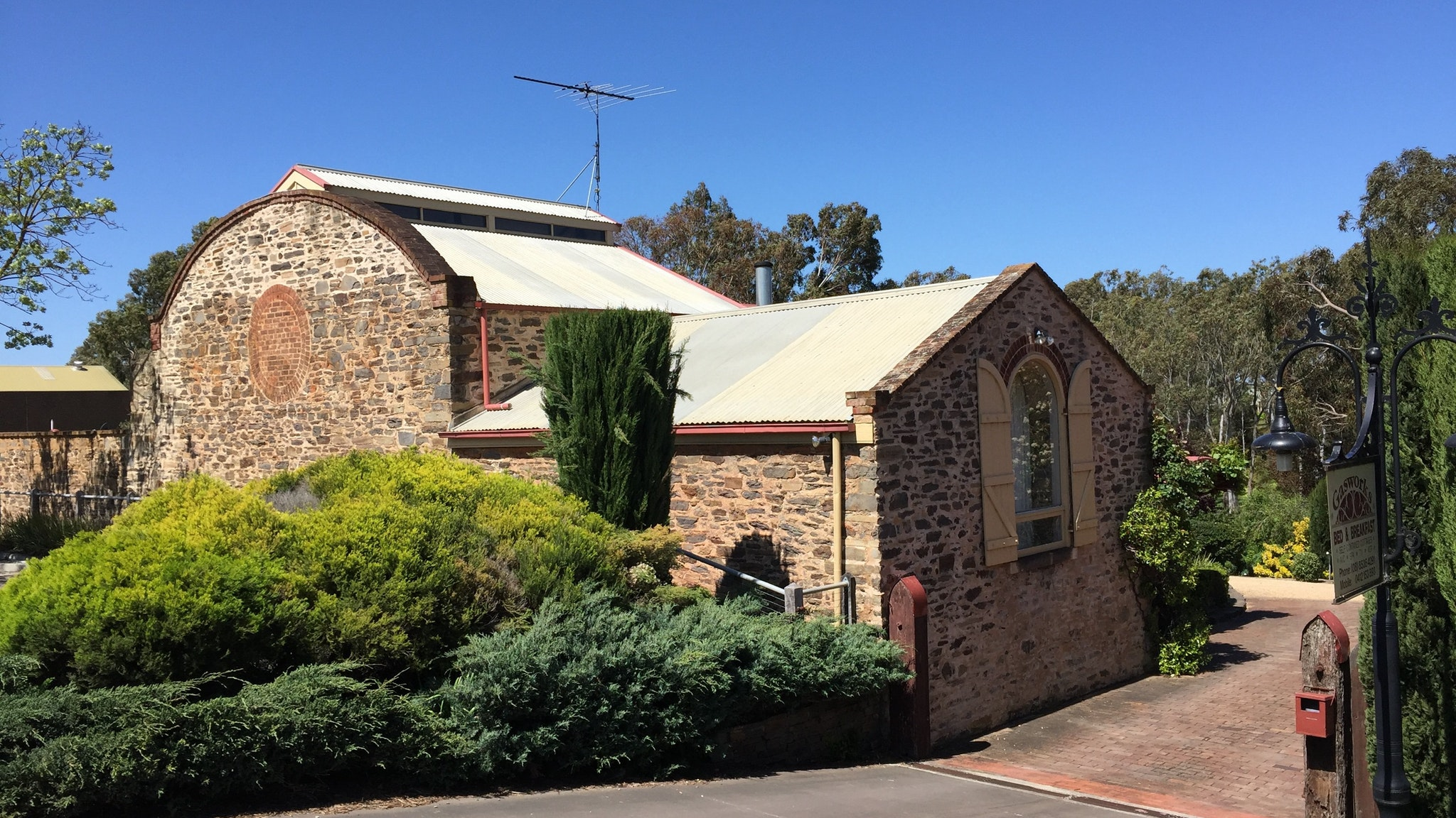 Gasworks Cottages Strathalbyn - Newcastle Accommodation