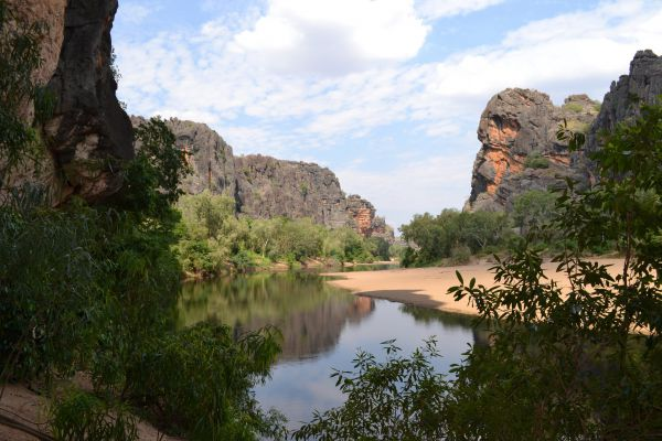 Windjana Gorge Camp at Windjana Gorge National Park - Newcastle Accommodation