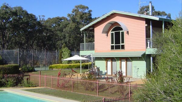 Bushmans Lookout - Newcastle Accommodation
