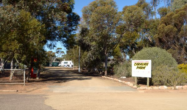 Carrieton Caravan Park - Newcastle Accommodation