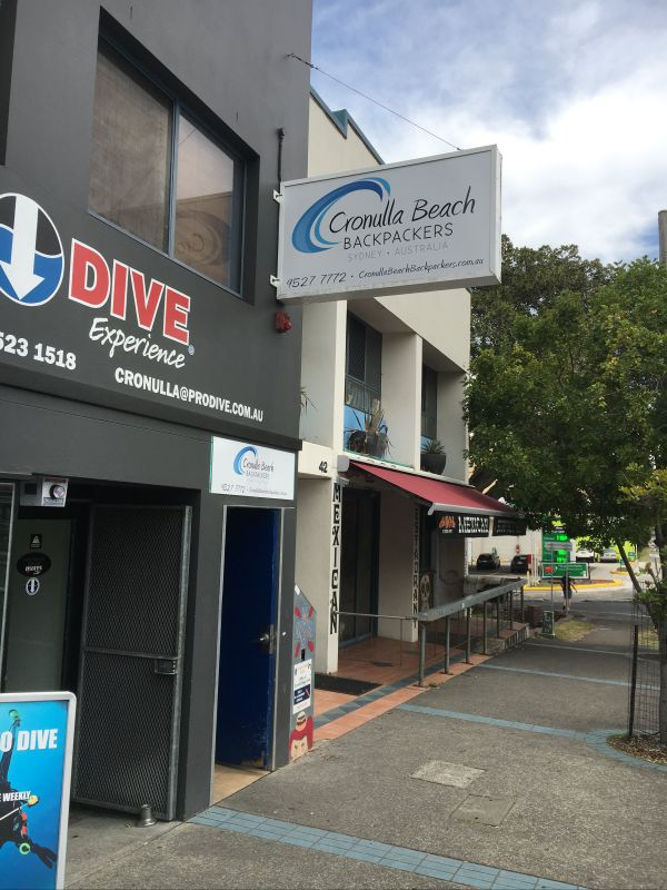 Cronulla Beach Backpackers - Newcastle Accommodation