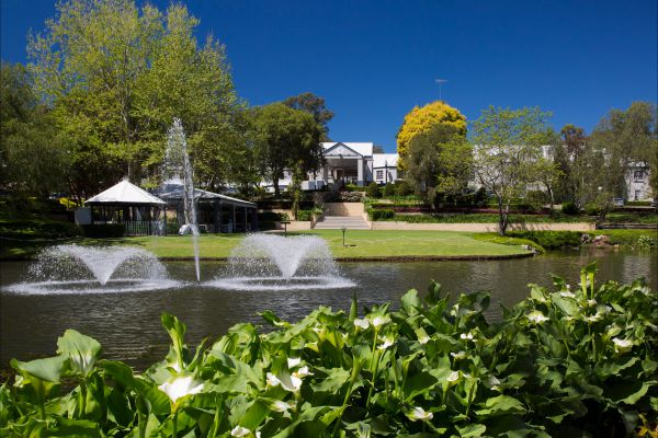 Crowne Plaza Hawkesbury Valley - Newcastle Accommodation