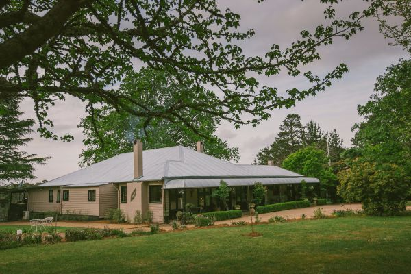 Sylvan Glen Country House - Newcastle Accommodation