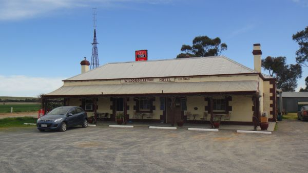 Wildongoleechie Hotel - Newcastle Accommodation