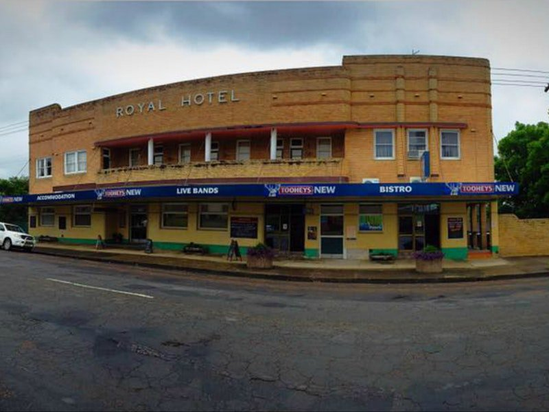 Royal Hotel Dungog - Newcastle Accommodation