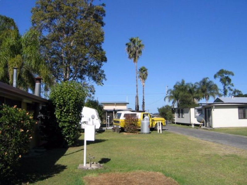 Browns Caravan Park - Newcastle Accommodation