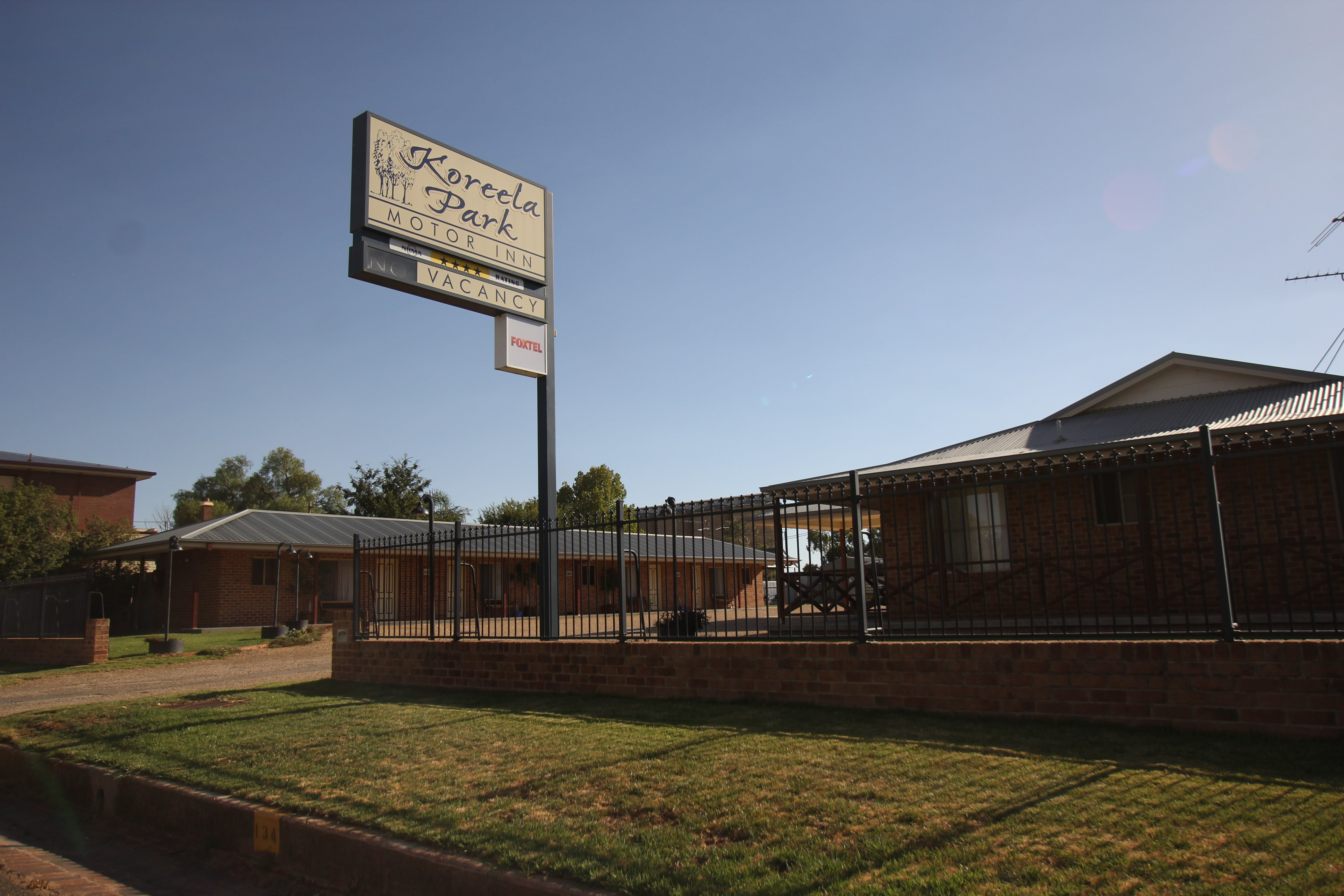 Koreela Park Motor Inn - Newcastle Accommodation