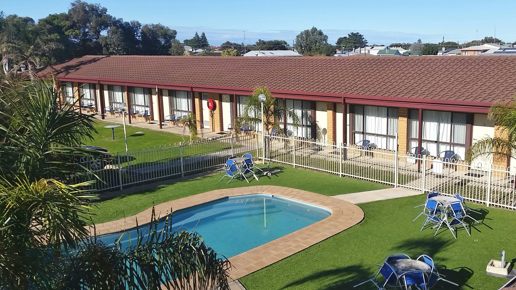 Lacepede Bay Motel  Restaurant - Newcastle Accommodation