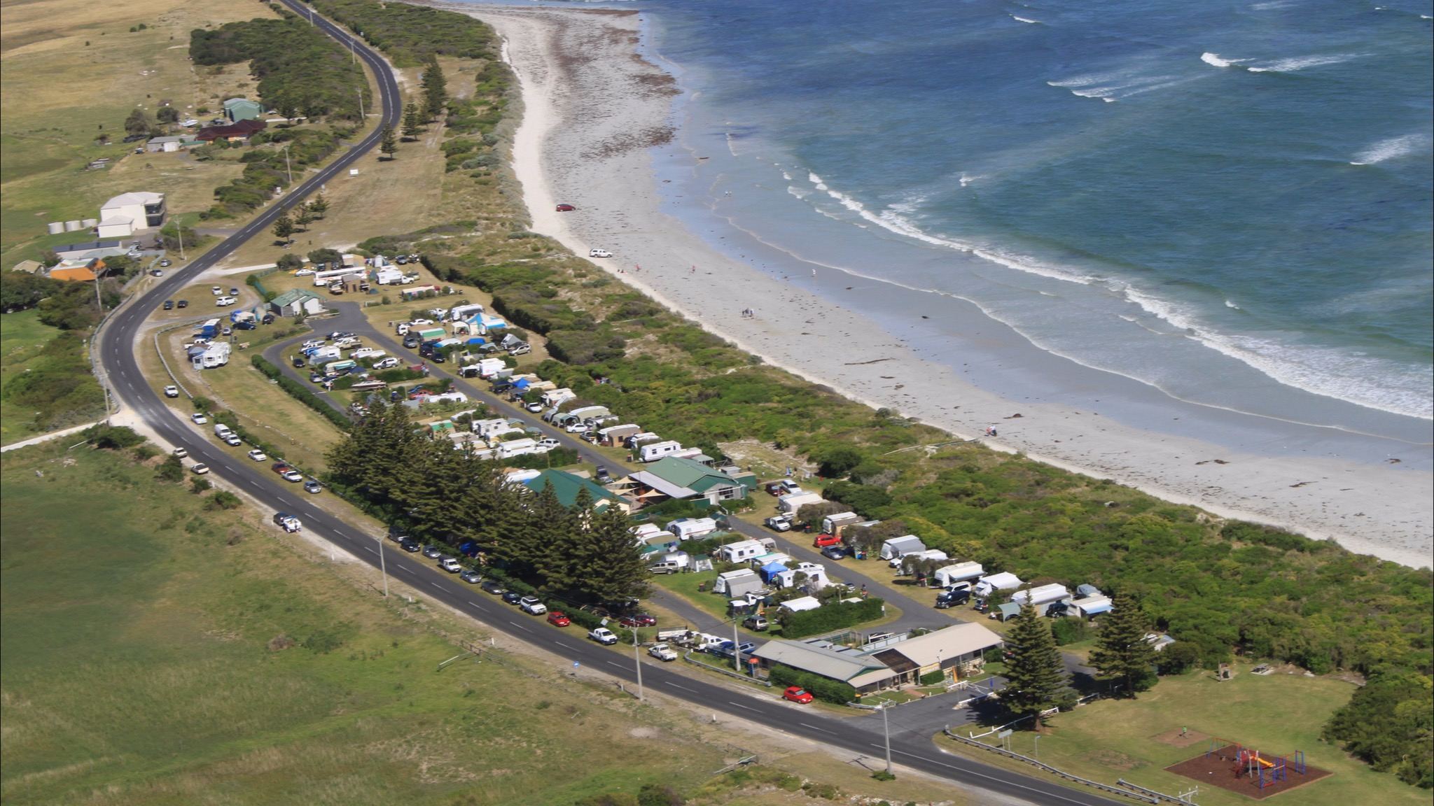 Port MacDonnell Foreshore Tourist Park - Newcastle Accommodation