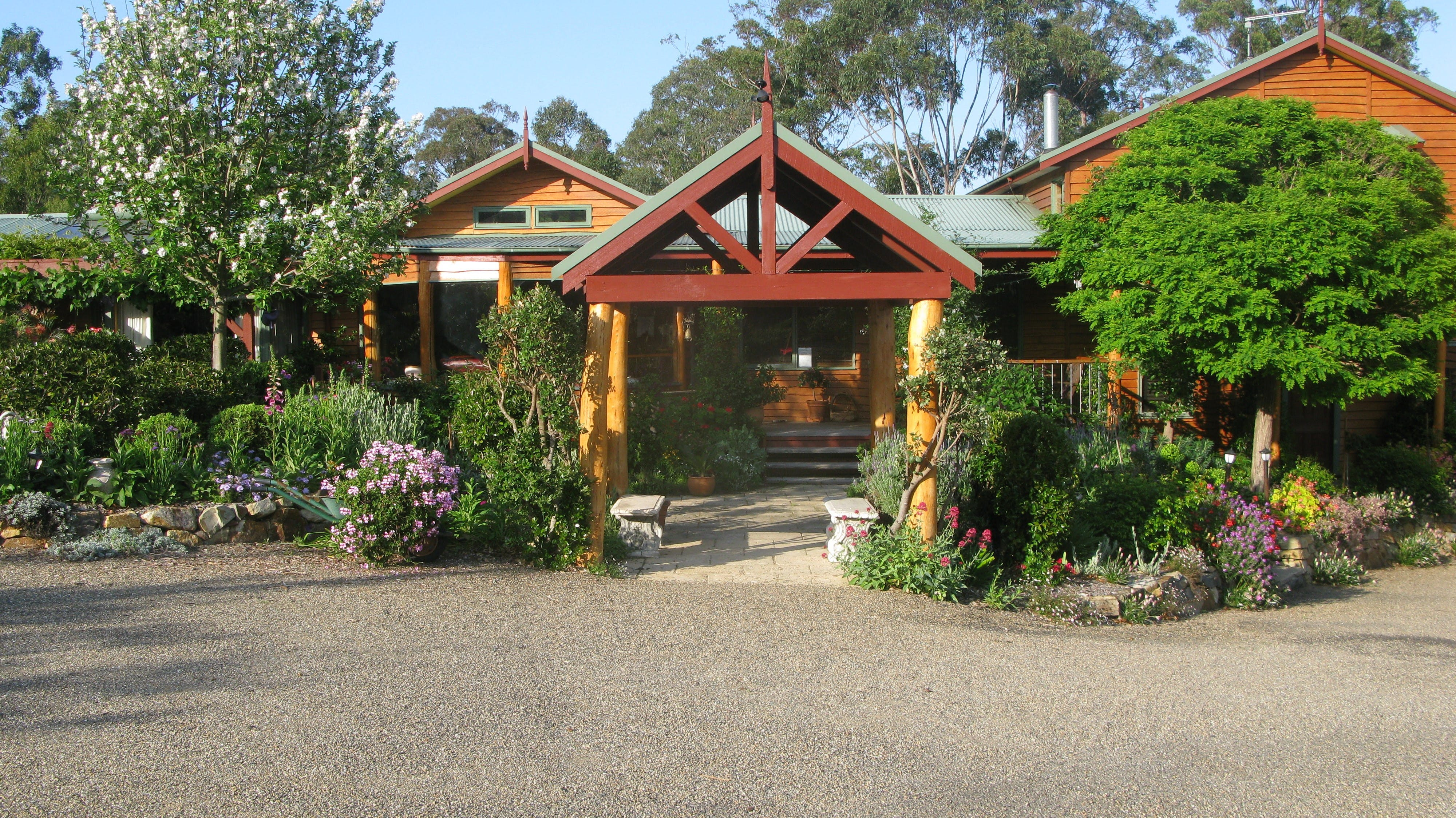 Blossoms Bed and Breakfast - Newcastle Accommodation
