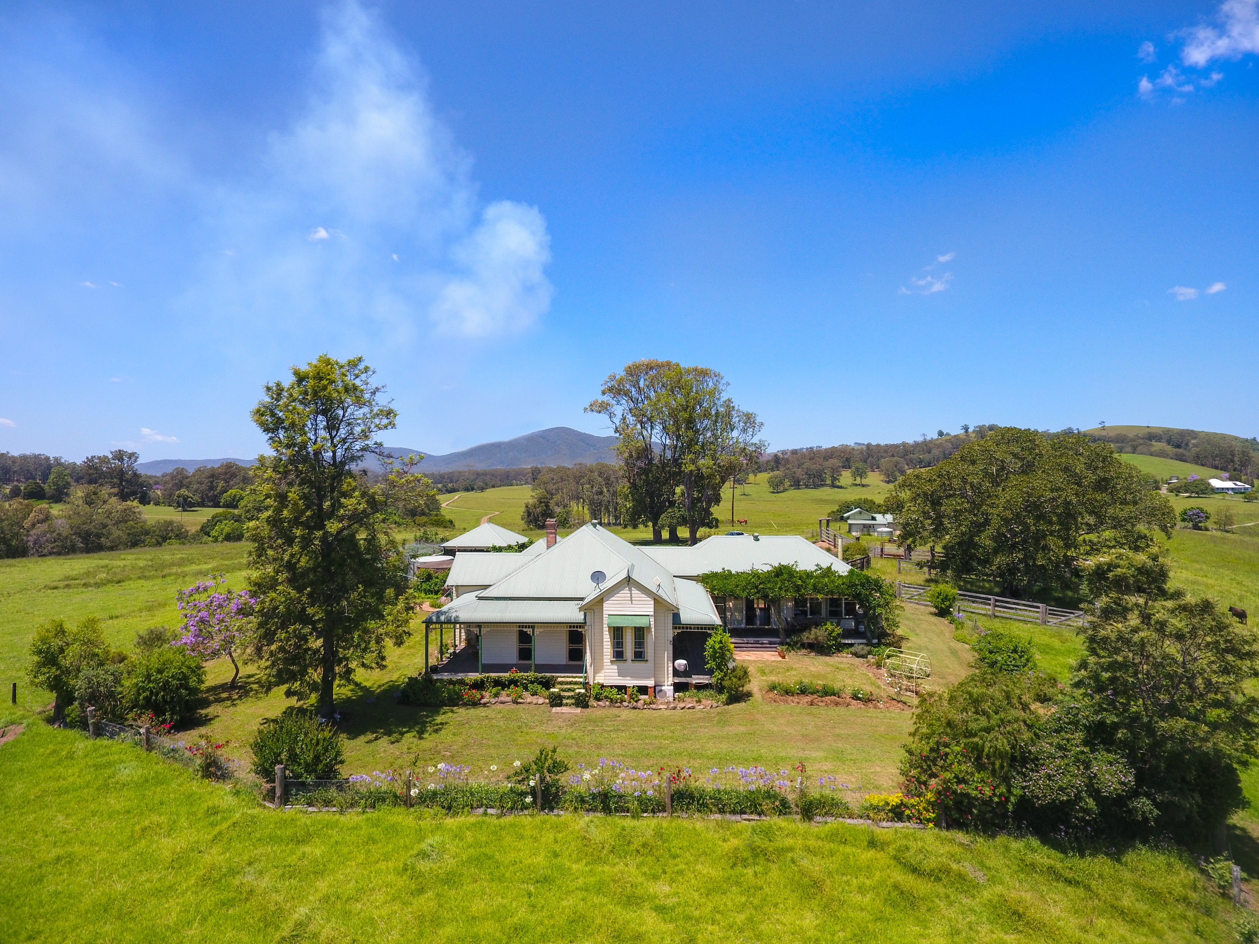 Bo-Warra Farmstay - Newcastle Accommodation