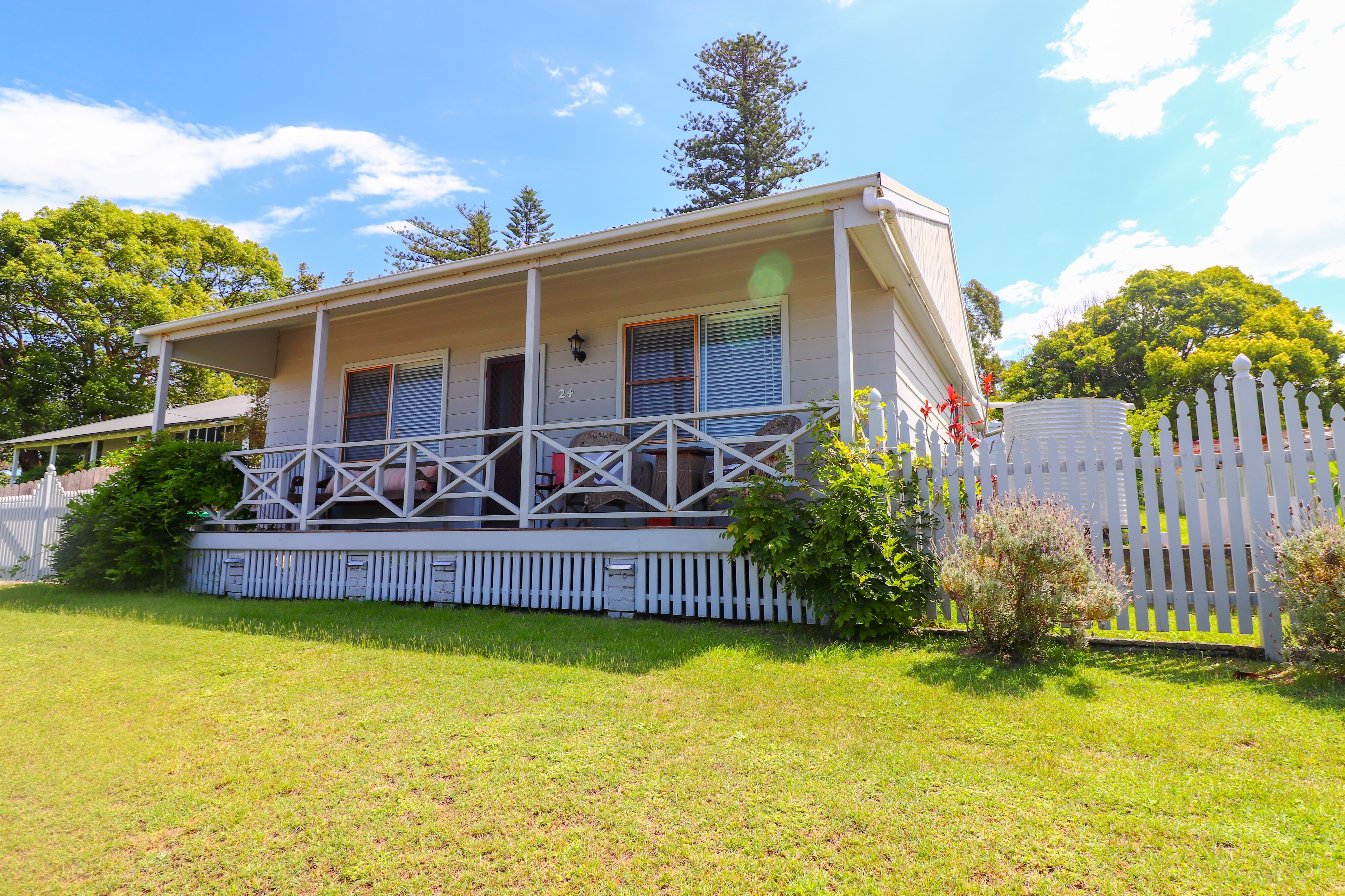 Embrace Cottage at Catherine Hill Bay - Newcastle Accommodation