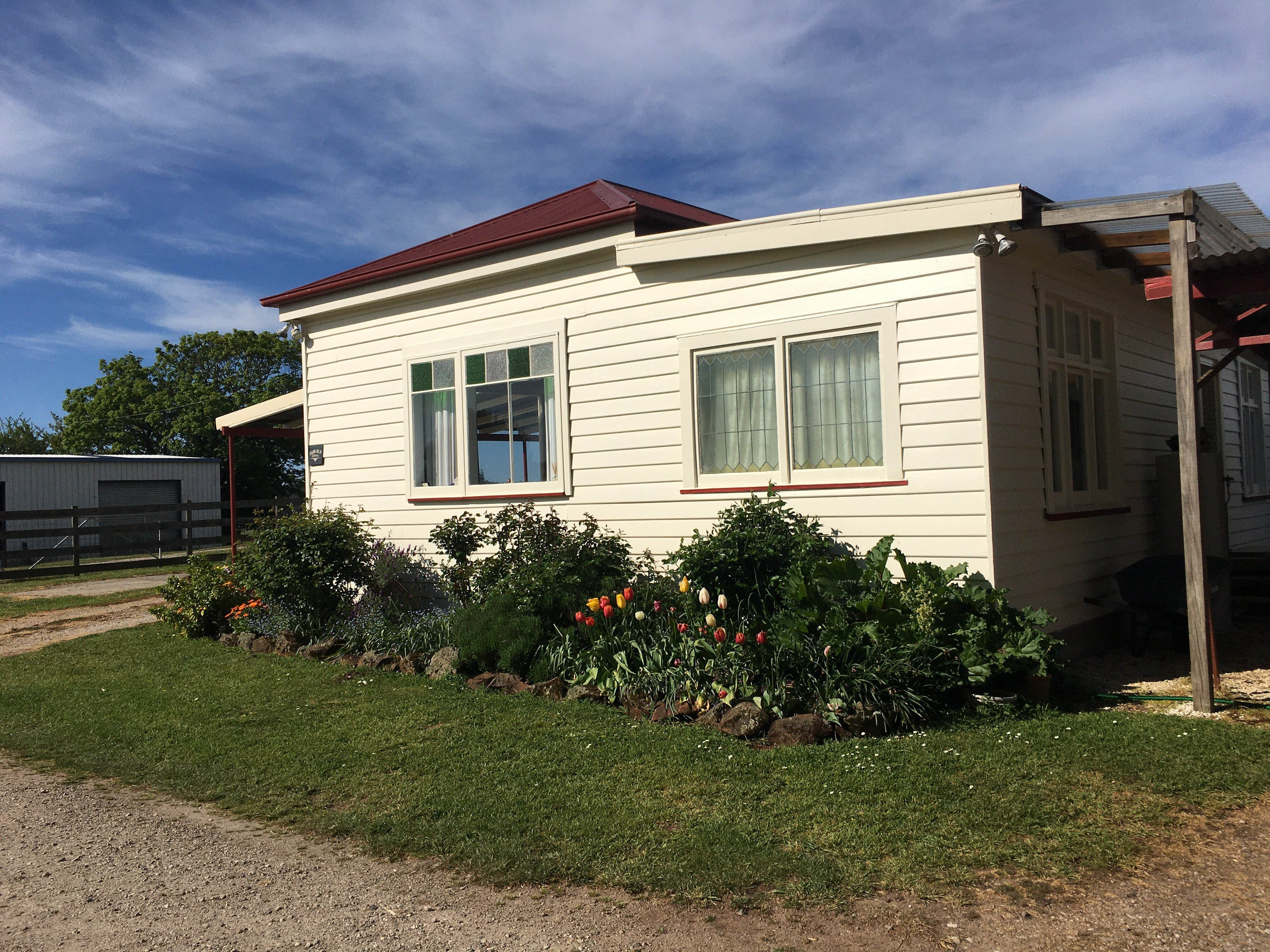 Fairview Bed and Breakfast Cottage - Newcastle Accommodation