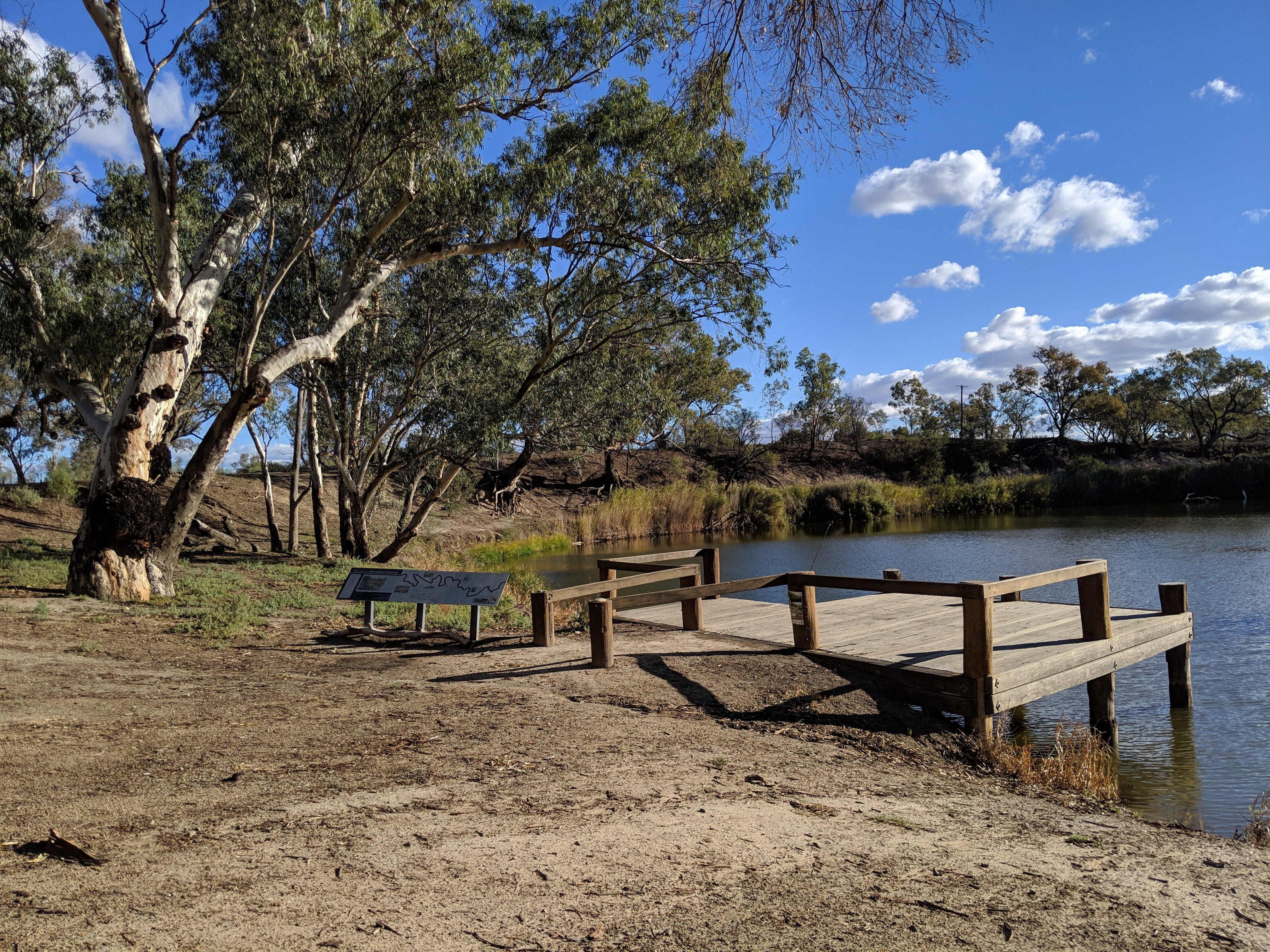 Four Mile Camping Reserve - Newcastle Accommodation
