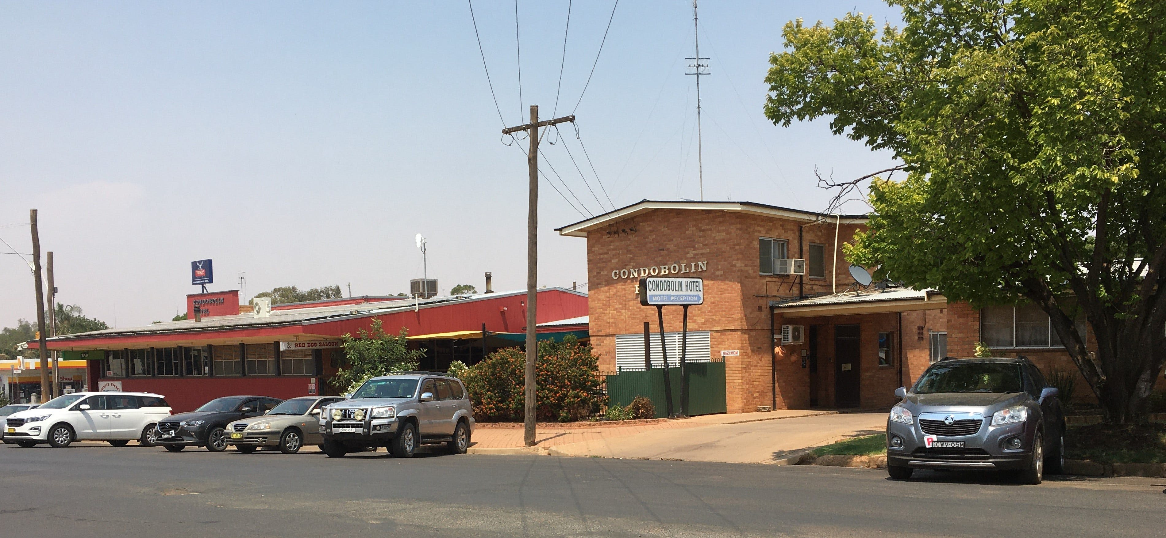 The Condobolin Hotel - Newcastle Accommodation