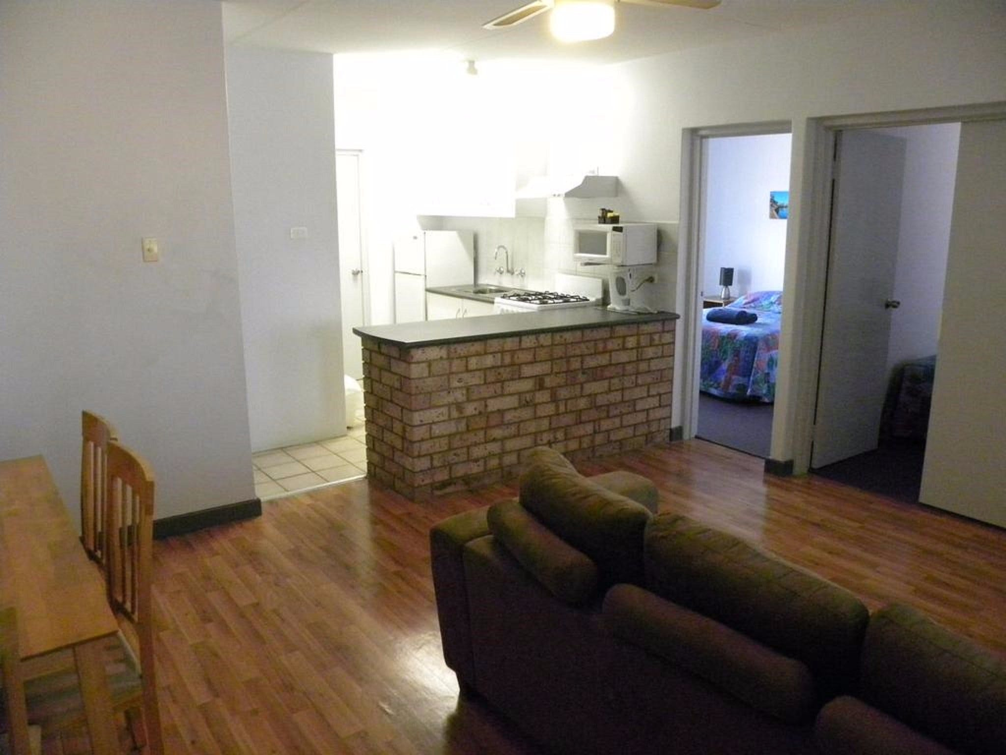 Carnarvon Central Apartments - Newcastle Accommodation