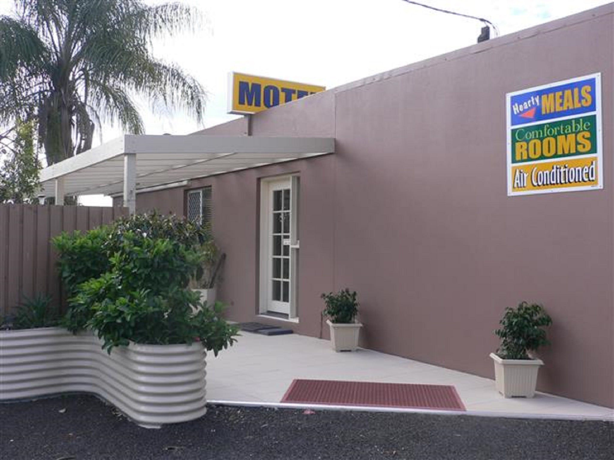 Chinchilla Motel - Newcastle Accommodation