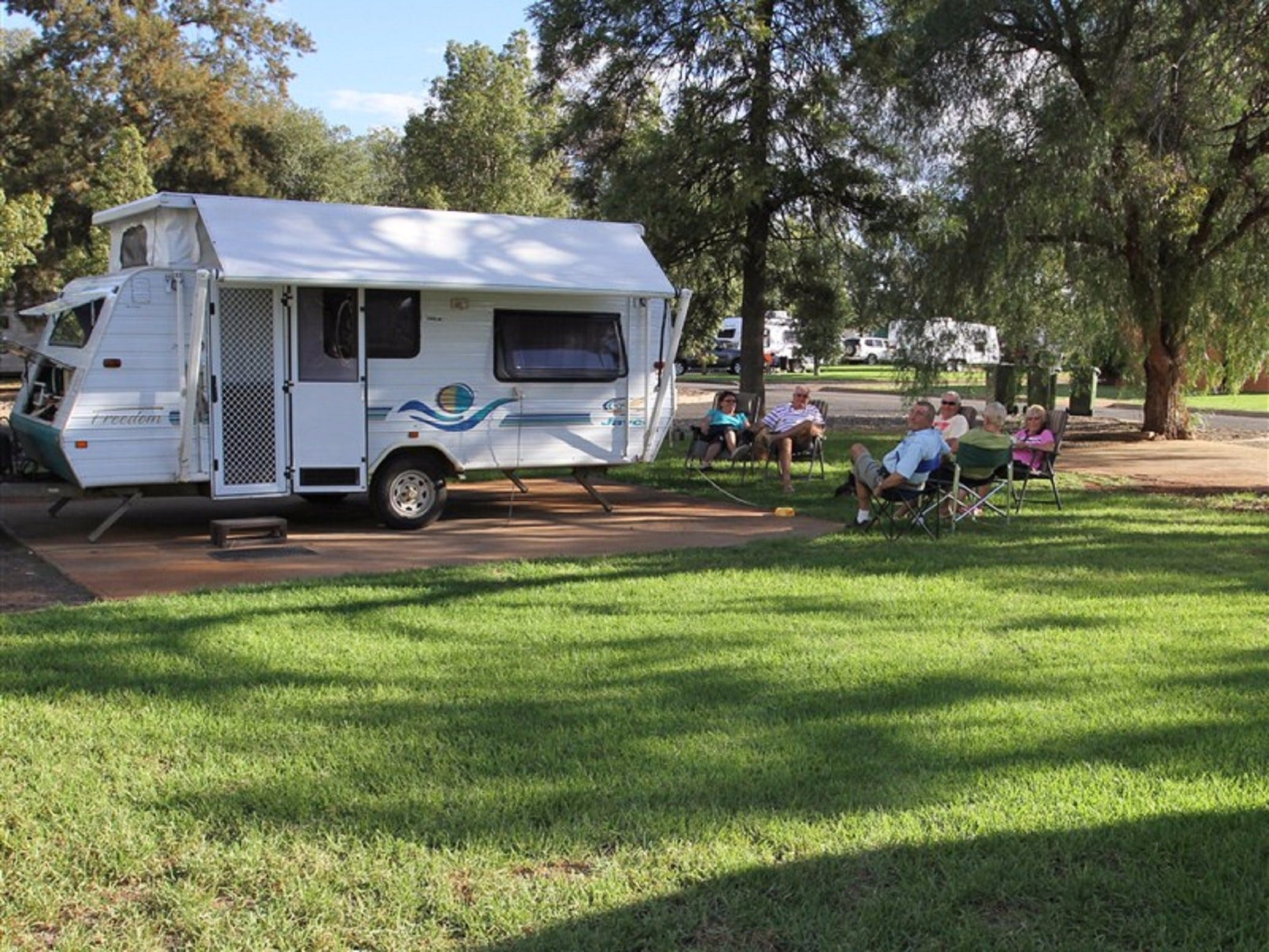 Cobar Caravan Park - Newcastle Accommodation