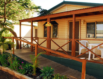 Wintersun Caravan  Tourist Park - Newcastle Accommodation