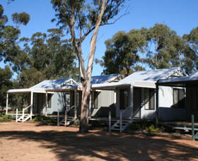 Moora Caravan and Chalet Park - Newcastle Accommodation