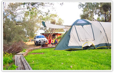 Toodyay Caravan Park - Newcastle Accommodation