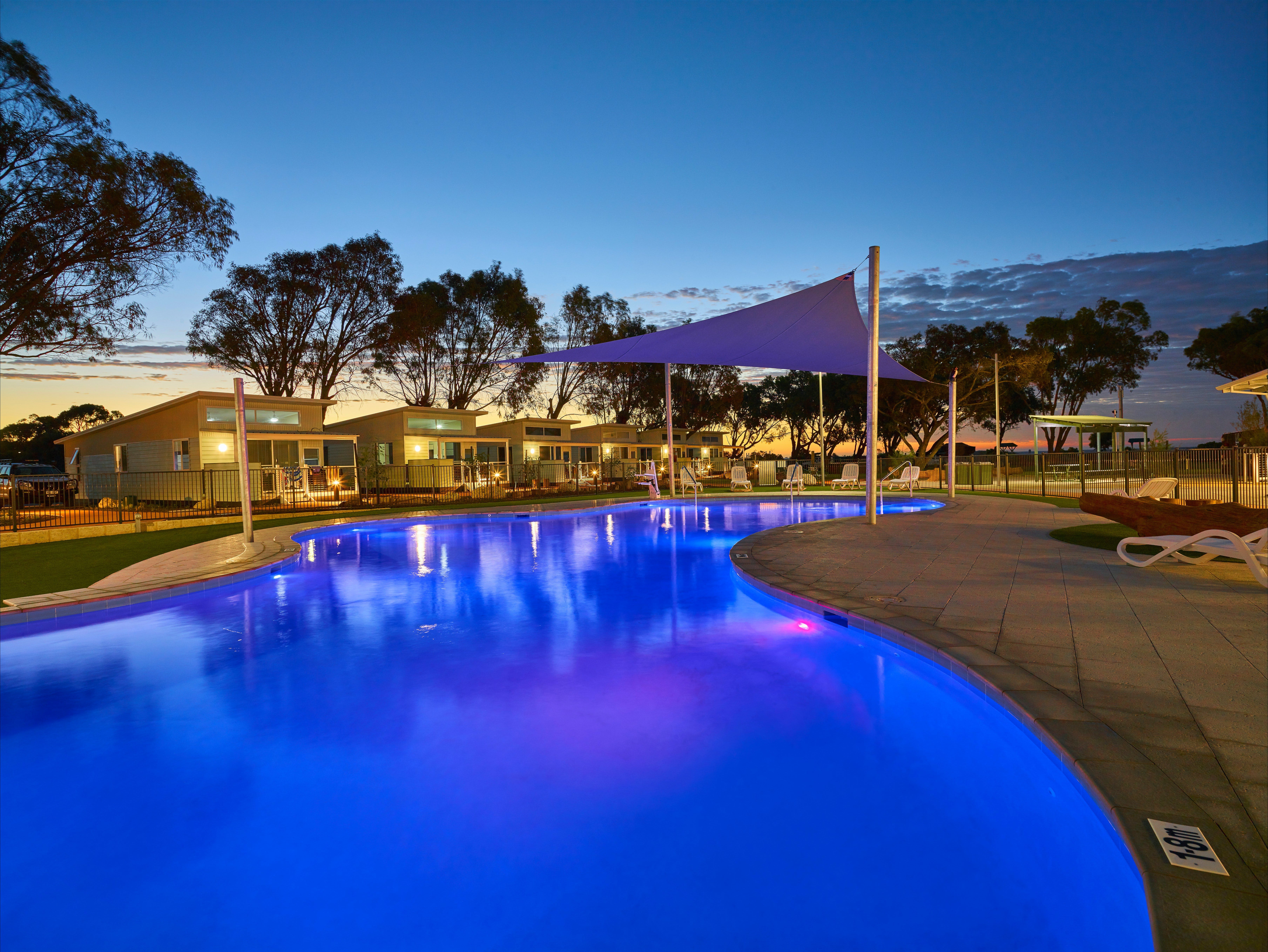RAC Cervantes Holiday Park - Newcastle Accommodation