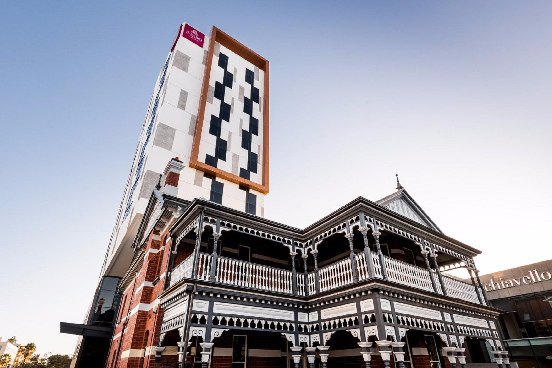 Sage Hotel West Perth - Newcastle Accommodation