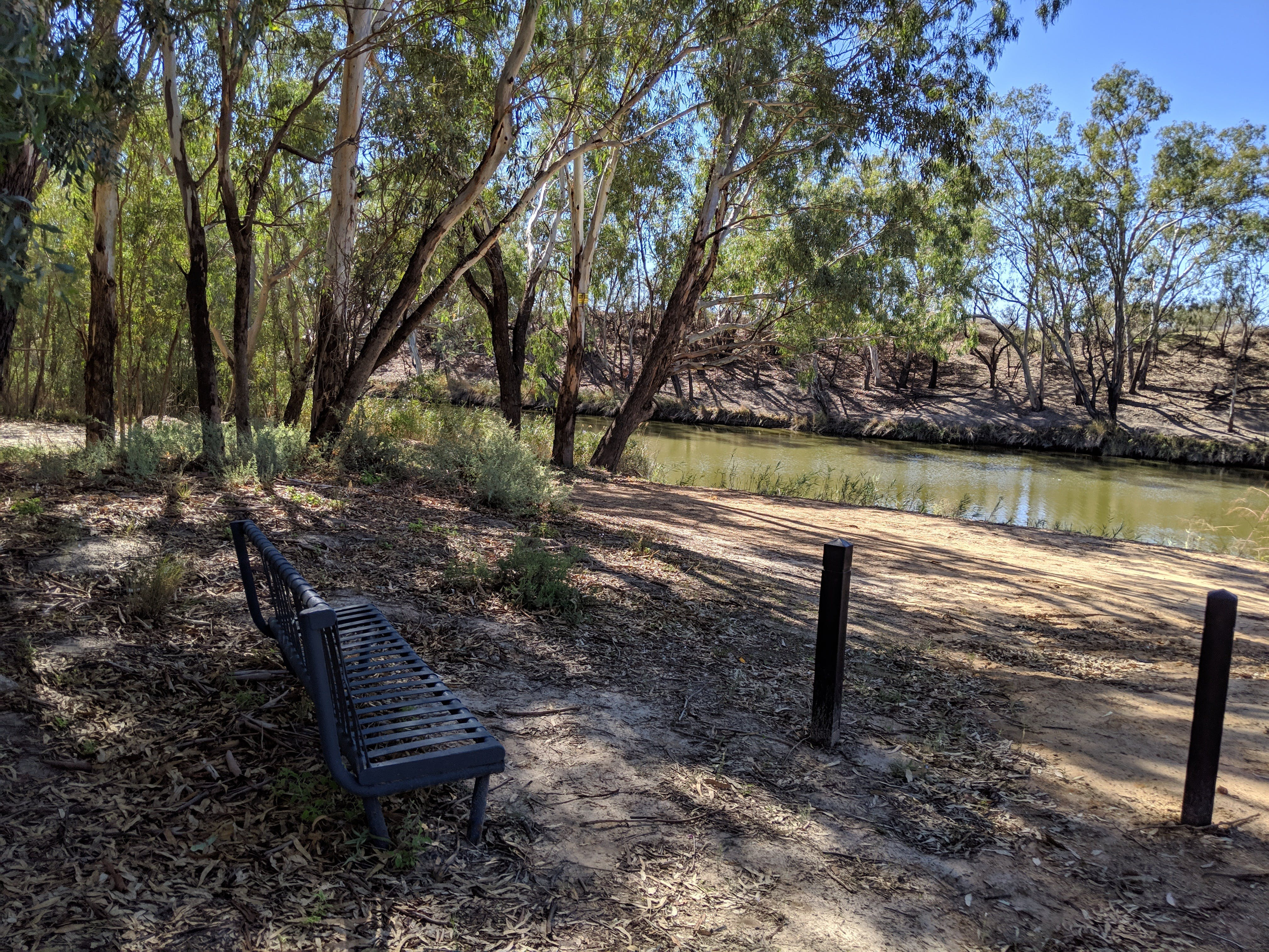 Boat Ramp Free Camping Area - Newcastle Accommodation