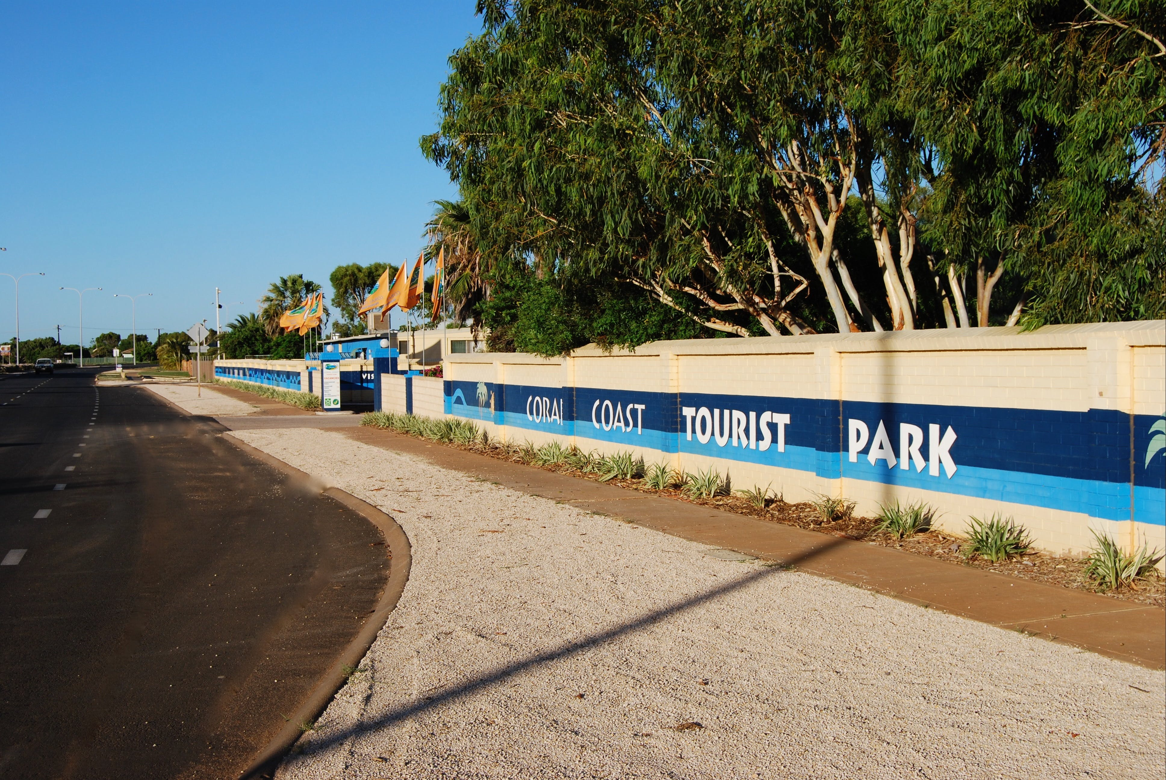Coral Coast Tourist Park - Newcastle Accommodation