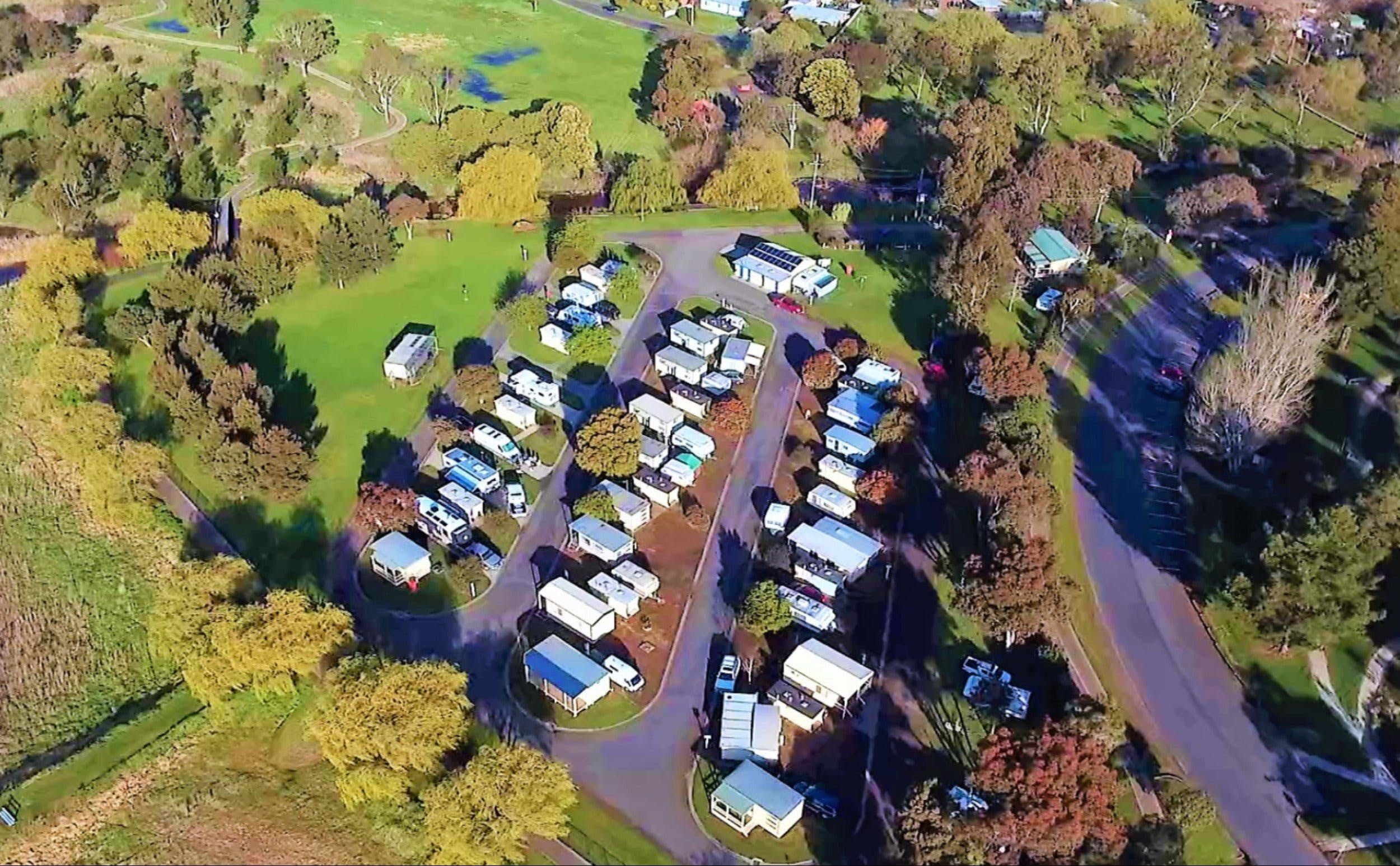 Lake Colac Caravan Park - Newcastle Accommodation