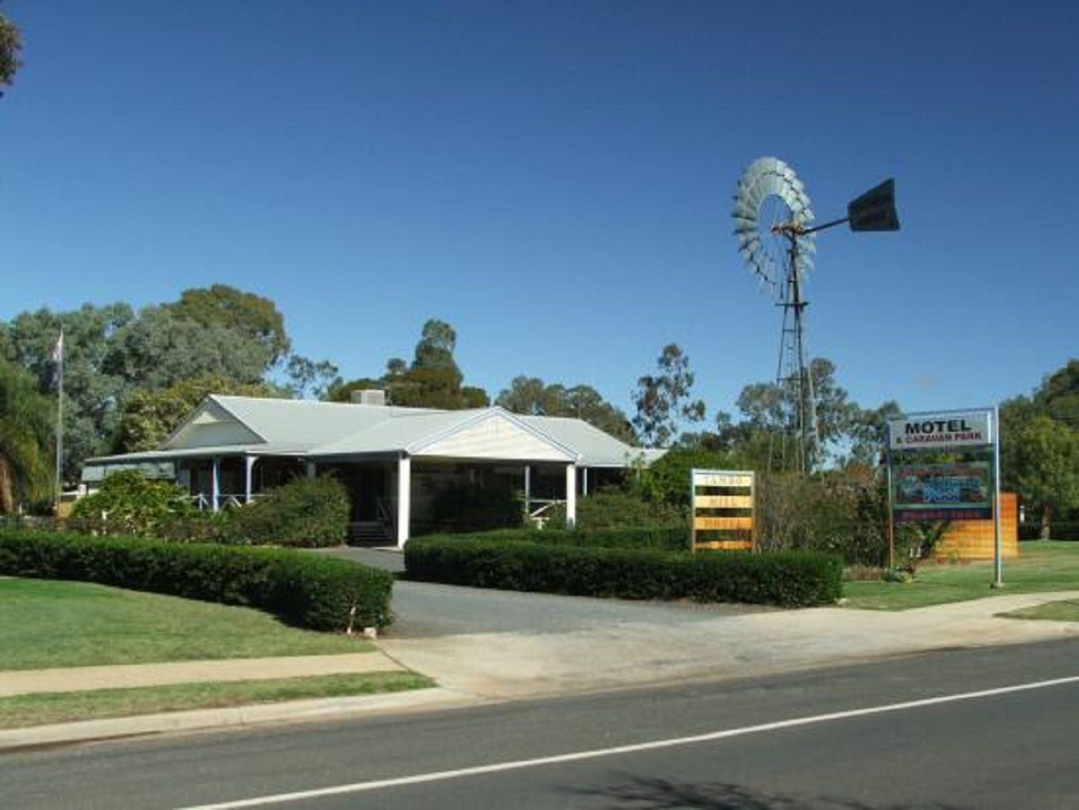 Tambo Mill Motel and Caravan Park - Newcastle Accommodation