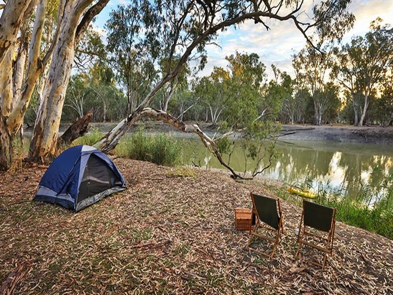 Woolpress Bend campground - Newcastle Accommodation