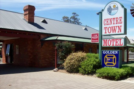 Centretown Motel Nagambie - Newcastle Accommodation